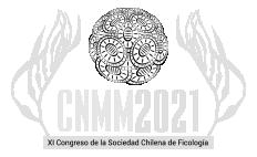 CONGRESO CNMM Algas 2021